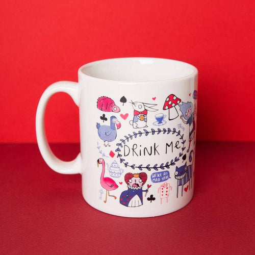 Katie Abey Ceramic Mug - Shop at the Old Fire Station