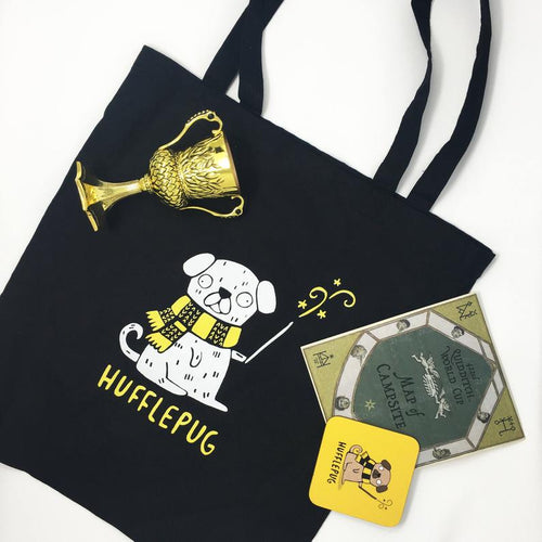 Katie Abey Harry Potter Tote Bag - Shop at the Old Fire Station