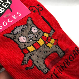 Katie Abey - Socks - Shop at the Old Fire Station