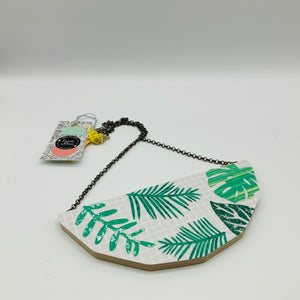 Lucie Ellen Foliage Necklace