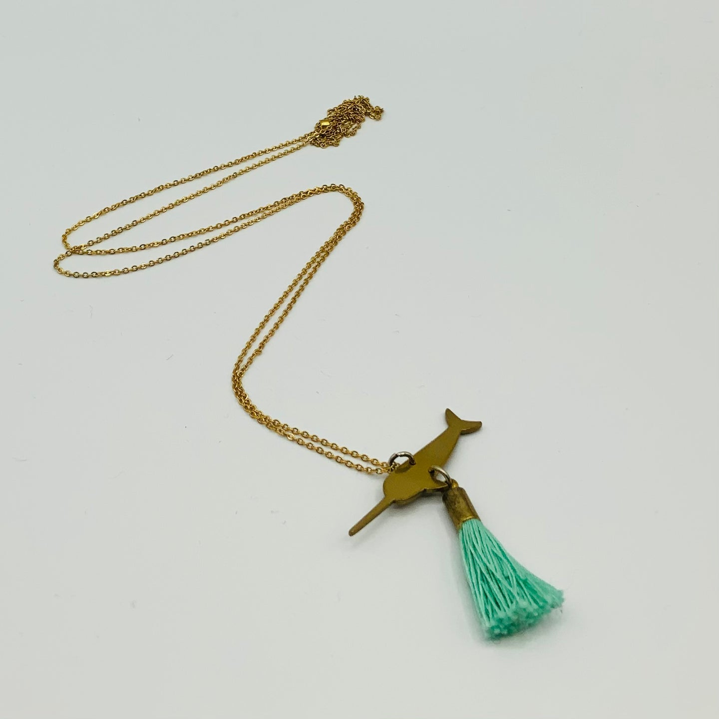 MyBearHands Tassel Totem Necklace - Shop at the Old Fire Station