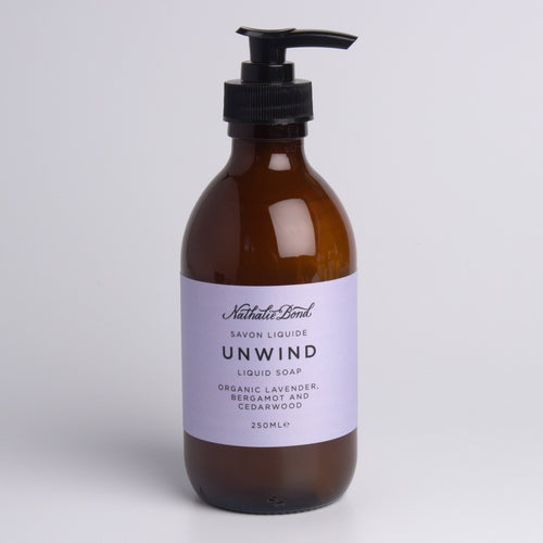 Nathalie Bond 250ml Liquid Soap Old Fire Station