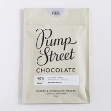 Load image into Gallery viewer, Pump Street Chocolate Bakery Series 70g Bar - Shop at the Old Fire Station