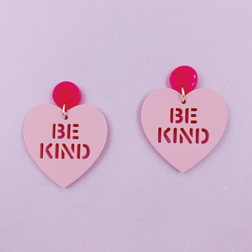 Be Kind- Pink