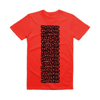 Special Names ''Red'' - T-Shirt