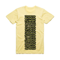 Special Names ''Yellow'' - T-Shirt