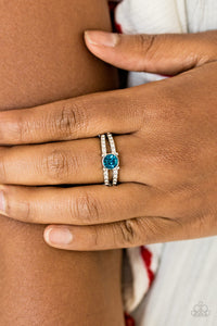 Dream Sparkle - Blue Ring - The Paparazzi Fox