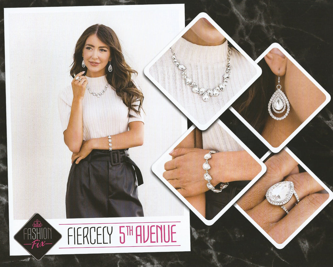 Fiercely 5th Avenue - July 2020 - Fashion Fix