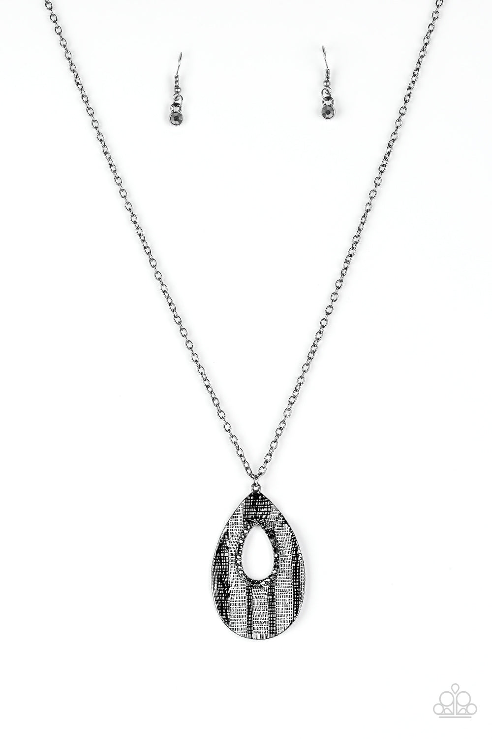 Stop, TEARDROP and Roll - Black