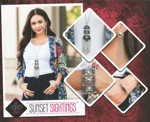 Sunset Sightings - October 2019 - Fashion Fix - The Paparazzi Fox