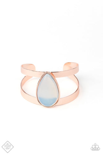 Optimal Opalescence - rose gold