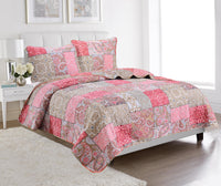 Bedspread Printed #1004 - 1004, King