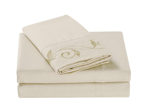 Sheet Set Embroidery-3687