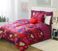 Comforter with Toy AHF-6642 - Twin