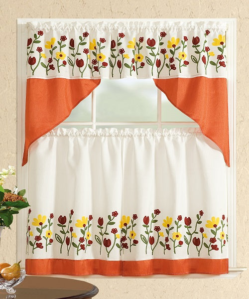 KITCHEN CURTAIN  AHFA0022B