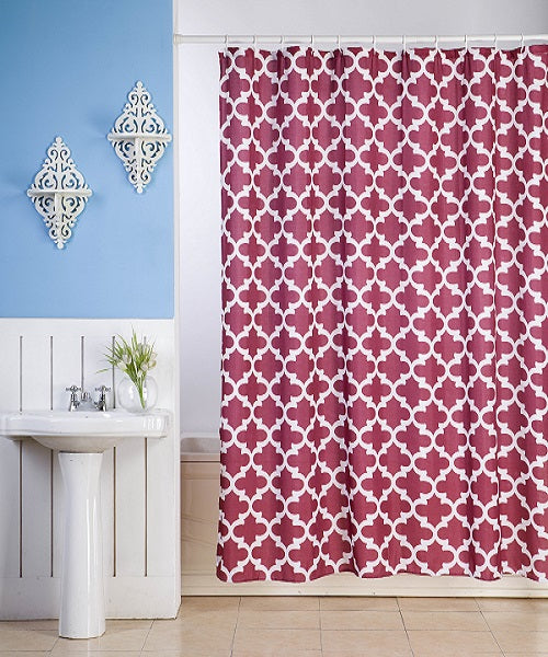 SHOWER CURTAIN BAMBOO
