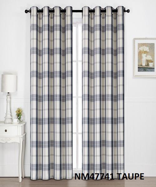 1-Panel Curtain NM47741-A