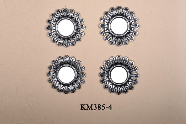 MIRROR WALL DECOR 4 PCS KM385-4