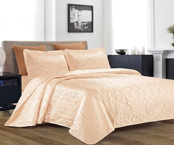 Sateen Camel - Ivory, King