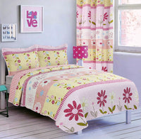 Bedspread Printed Twin #Flower