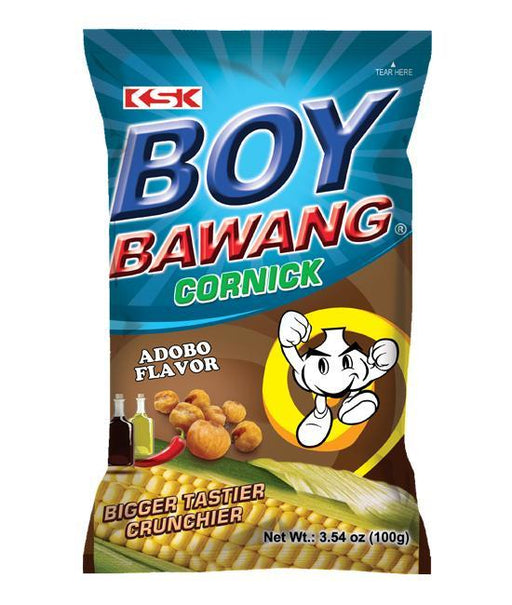 Boy Bawang Abodo 100g - Yin Yam - Asian Grocery