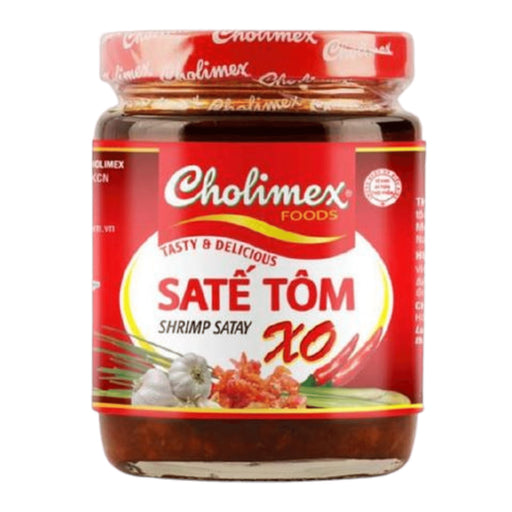 Cholimex SATE TOM XO Shrimp Satay 170g