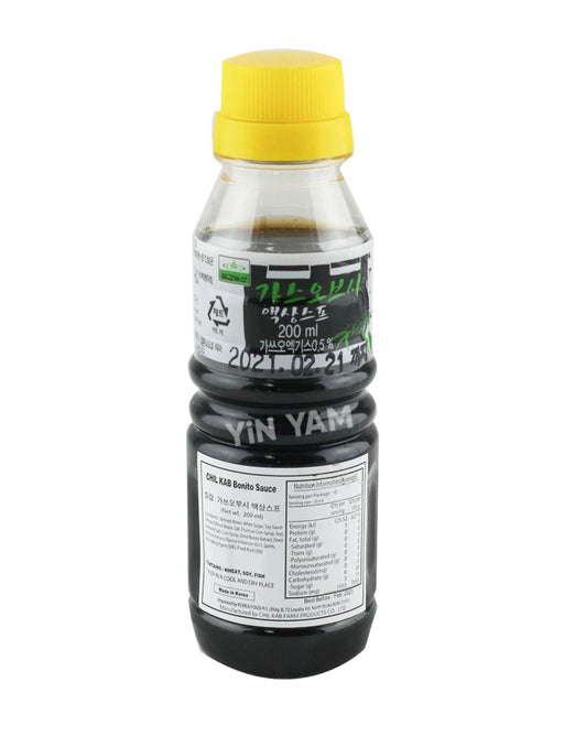 Chil KAB Bonito Sauce 200ml - Yin Yam - Asian Grocery
