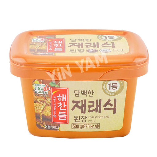CJ Soybean Paste Fermented 500g - Yin Yam - Asian Grocery