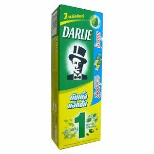 Darlie double action toothpaste twin pack x 170g - Yin Yam - Asian Grocery