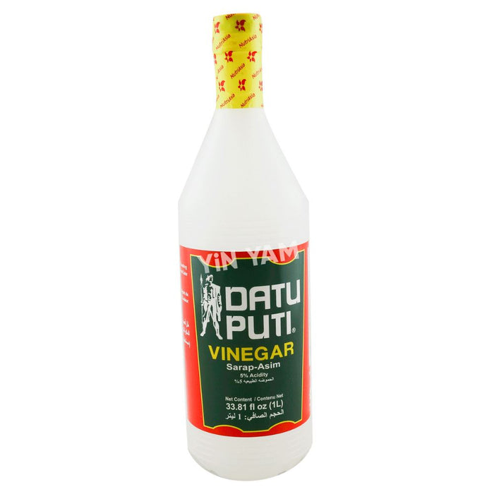 Datu Puti Vinegar 1L - Yin Yam - Asian Grocery