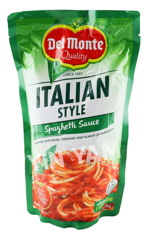 Del Monte Spaghetti Sauce ITALIAN STYLE 1kg - Yin Yam - Asian Grocery