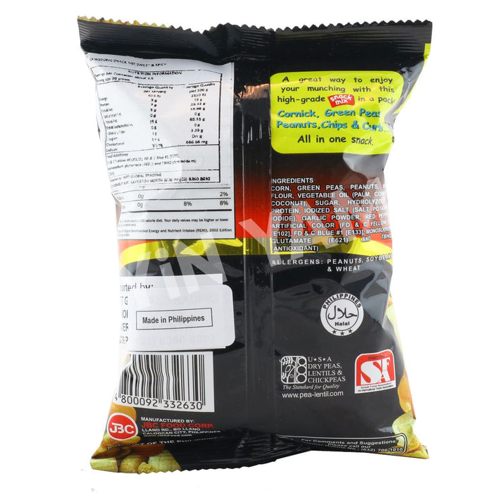 Ding Dong Snack Mix Sweet & Spicy 100g - Yin Yam - Asian Grocery