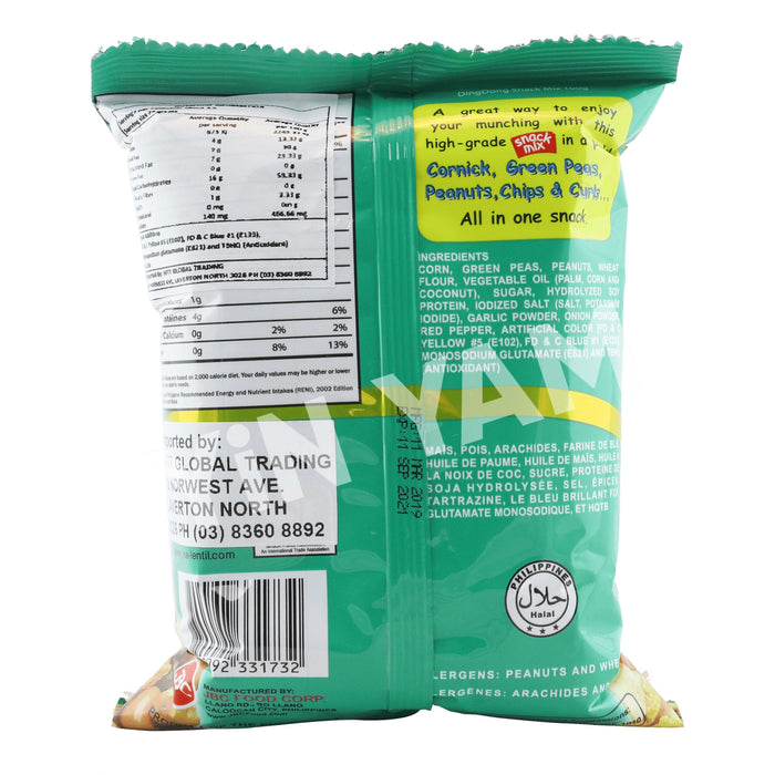 Ding Dong Snack Mix 100g - Yin Yam - Asian Grocery