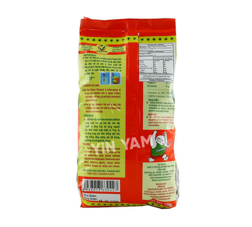 Future NEW Instant Orange Powder Mix 750g - Yin Yam - Asian Grocery
