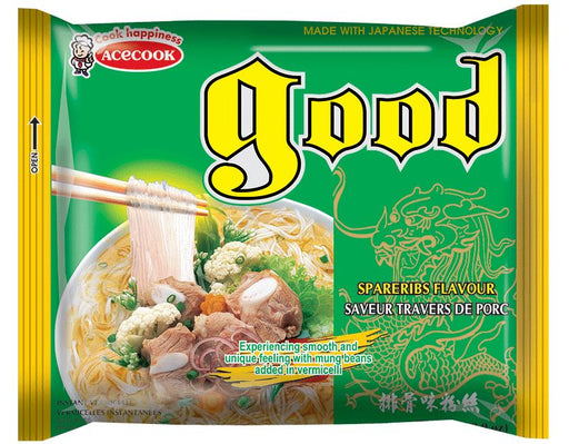 Acecook GOOD Mien Suon Heo Instant Vermicelli Spareribs 56g - Yin Yam - Asian Grocery
