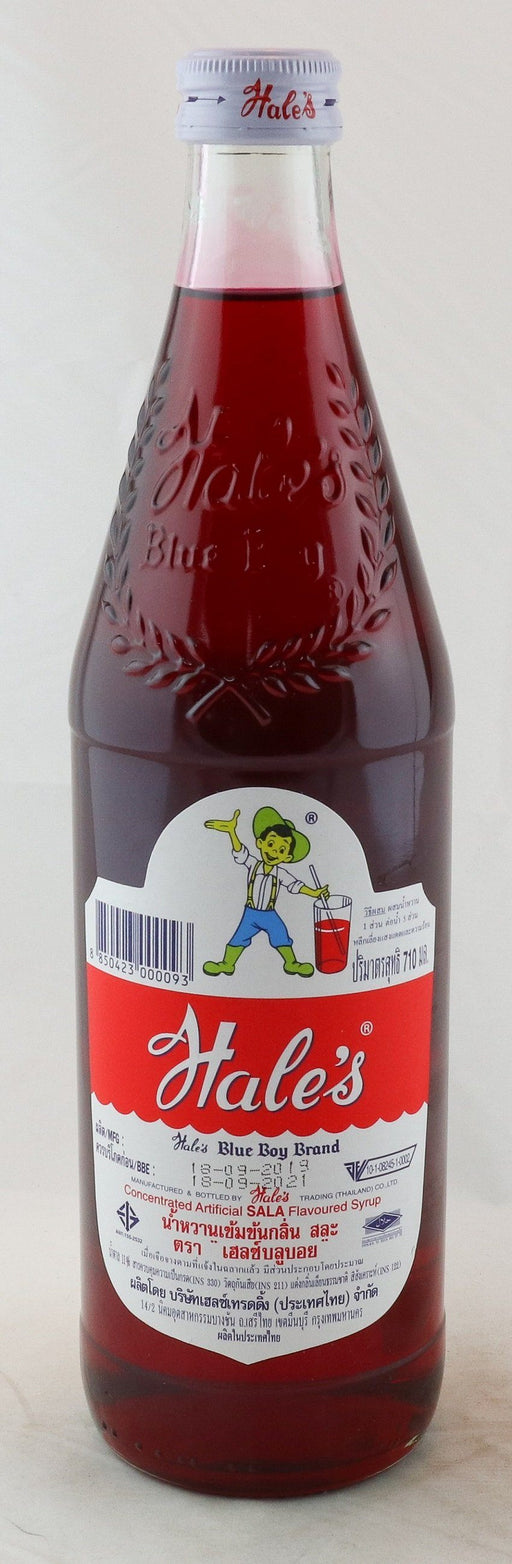 Hale's Sala Flavoured Syrup 710ml - Yin Yam - Asian Grocery
