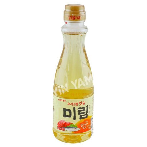 Lotte Korean Mirin Cooking Wine 500ml - Yin Yam - Asian Grocery