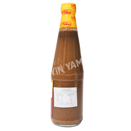Mang Tomas All Purpose Sauce 550g - Yin Yam - Asian Grocery