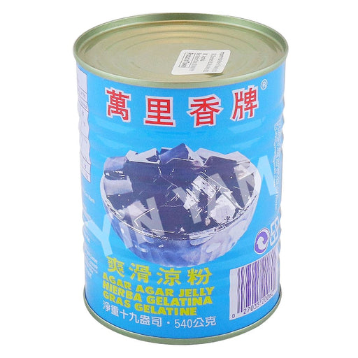 Mong Lee Shang Canned Grass Jelly 540g - Yin Yam - Asian Grocery
