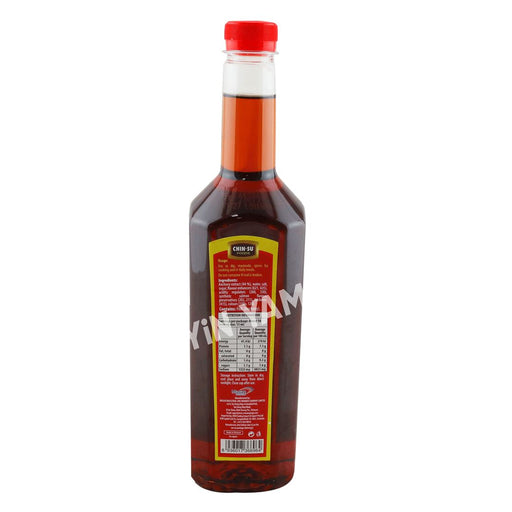 Chinsu Nuoc Mam Nam Ngu Fish Sauce 750ml - Yin Yam - Asian Grocery