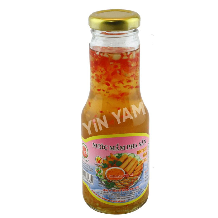 Ngoc Lien Nuoc Mam Pha San Instant Fish Sauce 250ml - Yin Yam - Asian Grocery