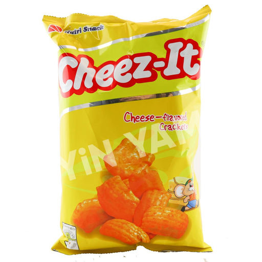Nutri Snack CHEEZ-IT Cheese Flavored Crackers 95g - Yin Yam - Asian Grocery