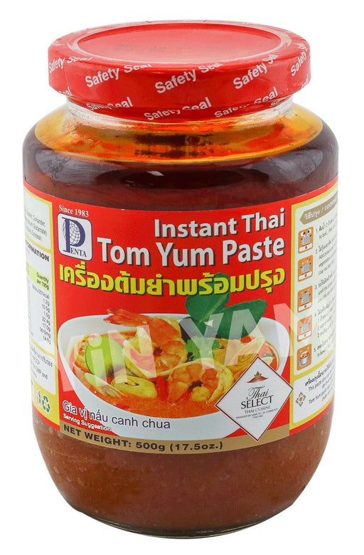 Penta Instant Tom Yum Soup Paste 500g - Yin Yam - Asian Grocery