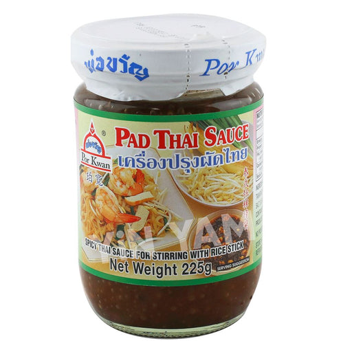 Por Kwan Pad Thai Sauce 225g - Yin Yam - Asian Grocery