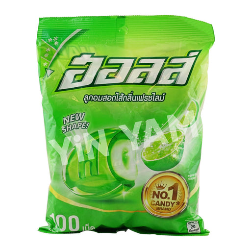 Halls Fresh Lime Candy 300g - Yin Yam - Asian Grocery