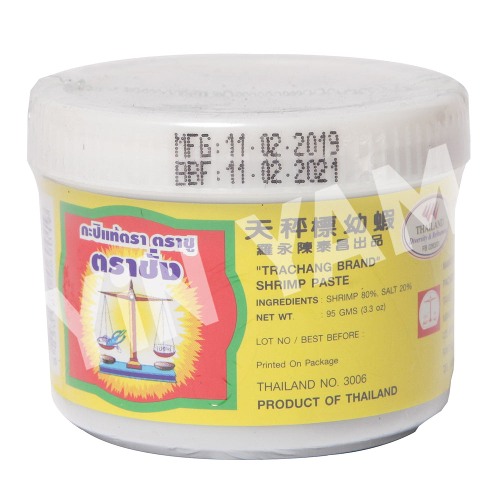Scale Shrimp Paste 95g Sauce Scale