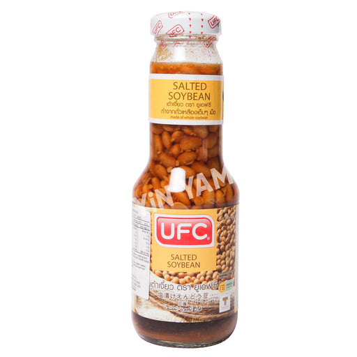UFC Salted SOY BEAN Sauce 340g - Yin Yam - Asian Grocery