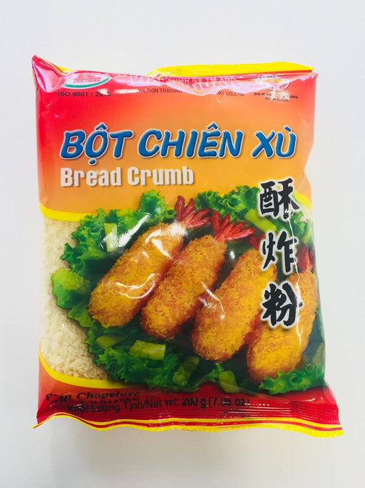 Vinh Thuan Bot Chien Xu Bread Crumb 200g - Yin Yam - Asian Grocery