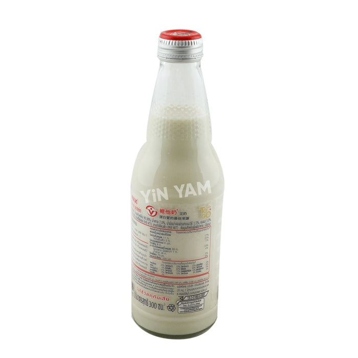 Vitamilk Th Soy Milk Original 300ml Bottle