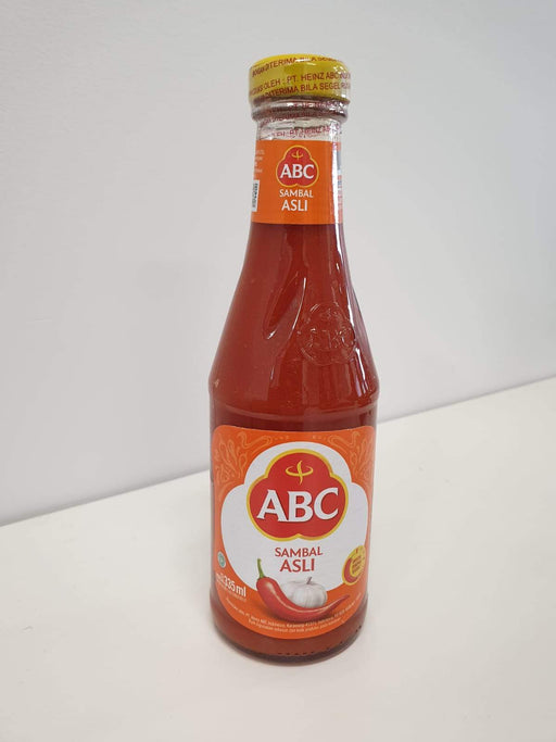 ABC Sauce Sambal (Asli) 335ml - Yin Yam - Asian Grocery